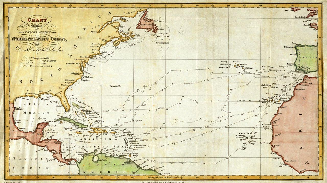 Columbus Maps