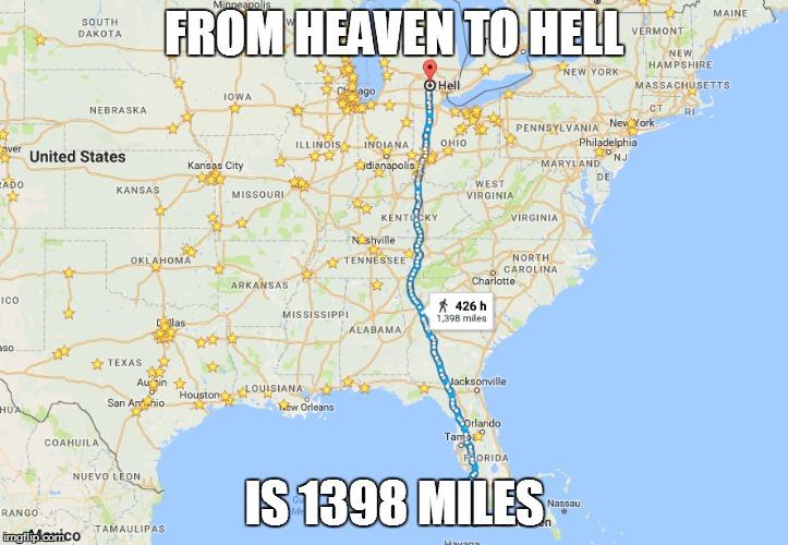 Google Maps Indianapolis