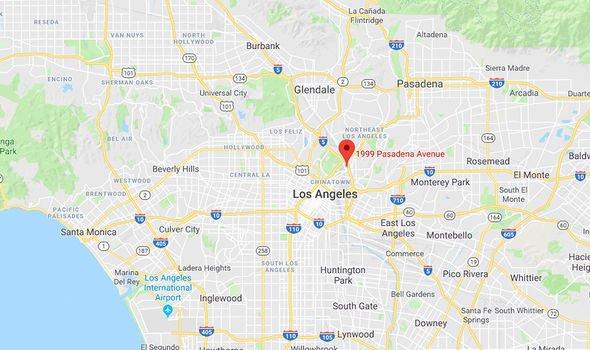Google Maps Los Angeles